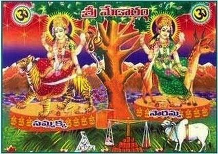Medaram-Sammakka Sarakka_Jatara